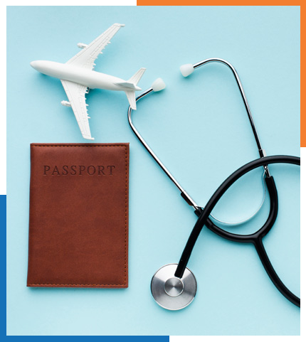 Travel Medicine at iCare Virtual Clinic